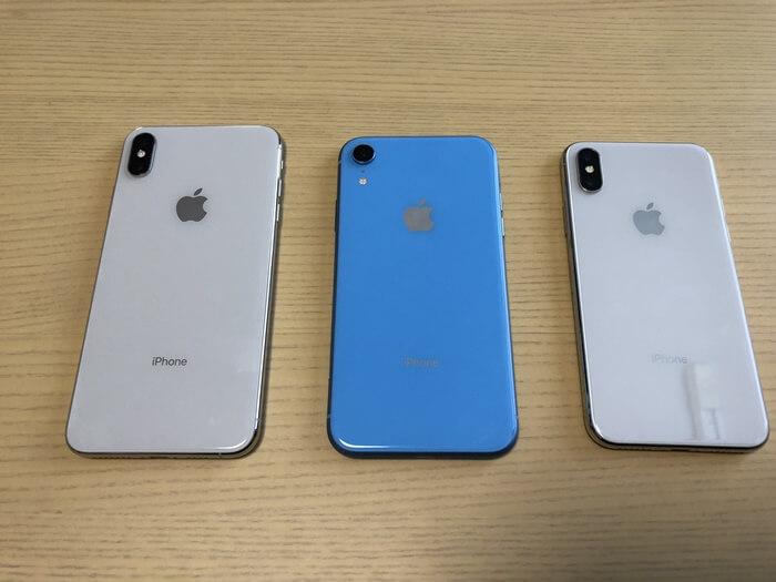 どちらにすべき?】iPhoneXsとiPhoneXRの選び方(利点・欠点を比較 ...